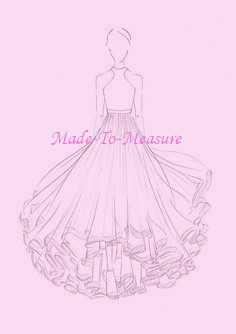 DressSketch_MadeToMeasure